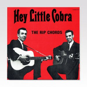 Rip Chords ‎/ Hey Little Cobra / LP [USED]