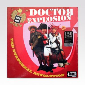 DOCTOR EXPLOSION / THE SUBNORMAL REVOLUTION OF.../ LP [USED]