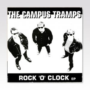 Campus Tramps ‎/ Rock 'O' Clock EP  / 7