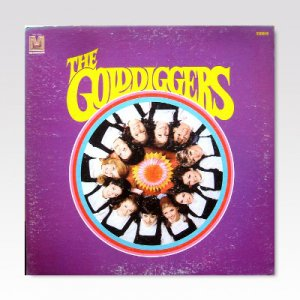 Golddiggers / ST / LP [USED]