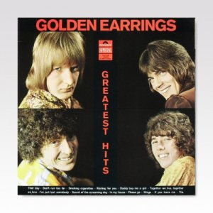 Golden Earrings / Golden Earrings' Greatest Hits / LP [USED]