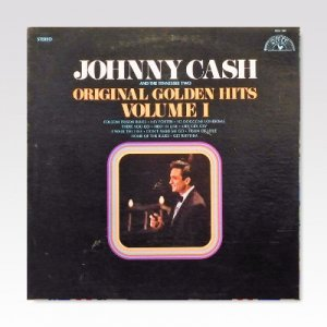 JOHNNY CASH / Original Golden Hits Volume I / LP [USED]