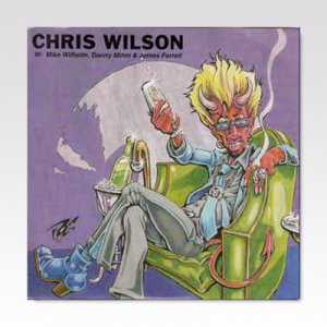 Chris Wilson / Sympathy For The Devil / 7