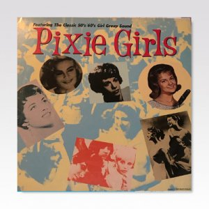VA / PIXIE GIRLS / LP [USED]