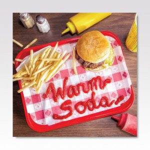 WARM SODA / SYMBOLIC DREAM / LP [USED]