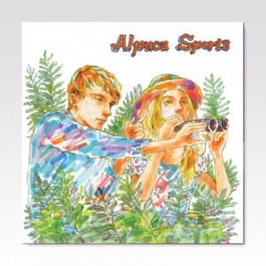 Alpaca Sports / As Long As I Have You / 7