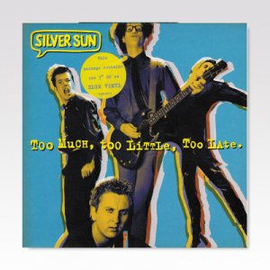 Silver Sun ‎/ Too Much, Too Little, Too Late / 7