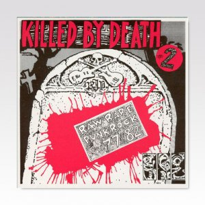 VA / Killed By Death #2 / LP [USED]