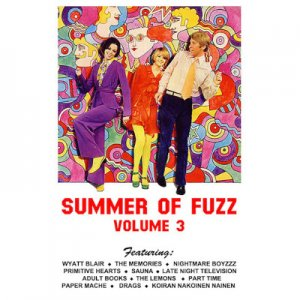 VA / Summer Of Fuzz Volume 3 / CASSETTE TAPE