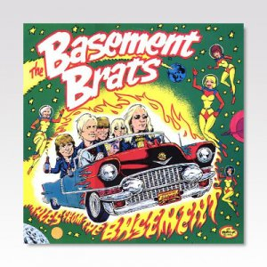 BASEMENT BRATS / Tales From The Basement / LP [USED]