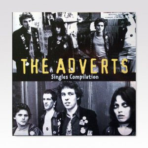 Adverts / Singles Compilation / LP [USED]
