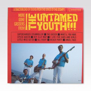 Untamed Youth / More Gone Gassers From / LP [USED]