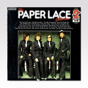 PAPER RACE / The Paper Lace Collection / LP [USED]