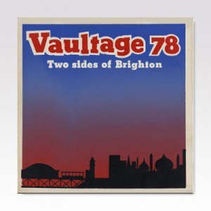 VA / Vaultage 78 - Two Sides Of Brighton / LP [USED]
