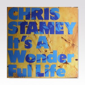 Chris Stamey ‎/ It's A Wonderful Life/ LP [USED]