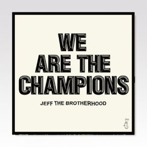 Jeff The Brotherhood ‎– We Are The Champions / LP [USED]