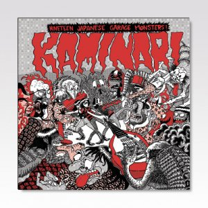 VA / KAMINARI&NINETEEN JAPANESE GARAGE MONSTERS / LP