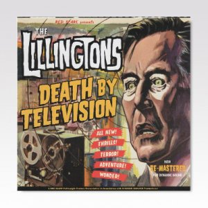 LILLINGTONS / DEATH BY TELEVISION / CD