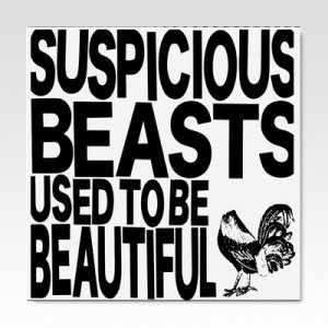 SUSPICIOUS BEASTS / USED TO BE BEAUTIFUL / 12