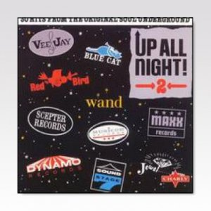 VA / Up All Night, Vol. 2: 30 Underground Soul Hits / LP [USED]