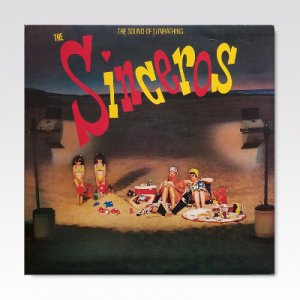 Sinceros ‎/ The Sound Of Sunbathing / LP [USED]