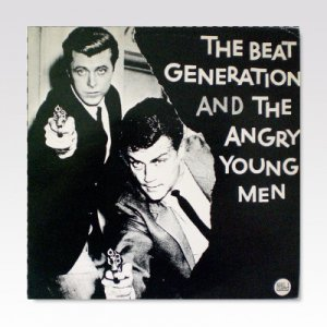 VA / The Beat Generation And The Angry Young Men / LP [USED]