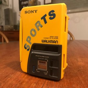 SONY SPORTS WALKMAN [uesd]