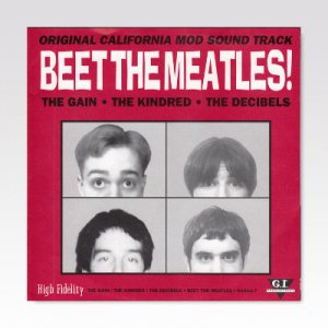 Various / Beet The Meatles!/ 7
