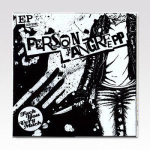 Personangrepp ‎/ Fuck You Very Much / 7