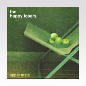HAPPY LOSERS / APPLE TASTE / LP [USED]