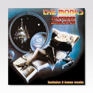 MONKS / SUSPENDED ANIMATION / LP [USED]
