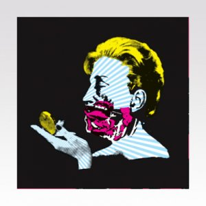 BRONCHO / CAN'T GET PAST THE LIPS / LP [USED]