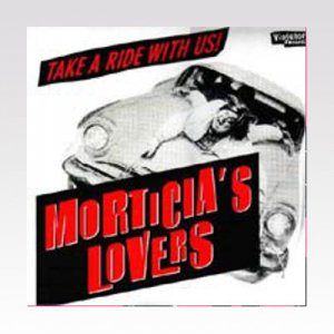 MORTICIA'S LOVERS / PISS AND LOVE LP [USED]