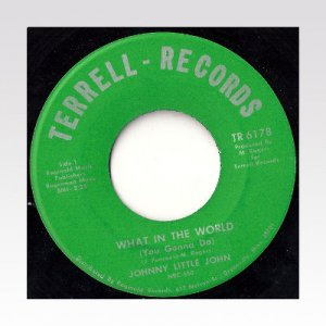 Johnny Little John – What In The World  / 7