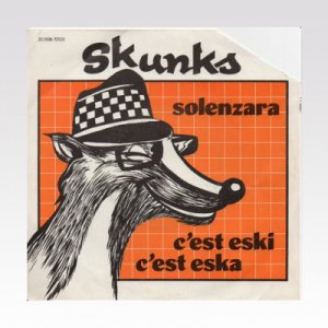 Skunks ‎– Solenzara / 7