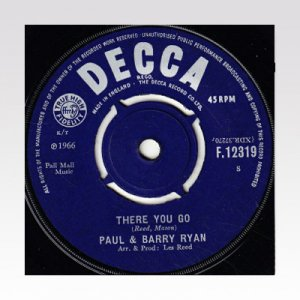 Paul & Barry Ryan ‎– Have Pity On The Boy 7