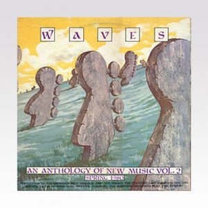V/A Waves - An Anthology Of New Music Vol. 2  LP [USED]