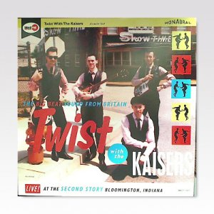 Kaisers ‎/ Twist With The Kaisers / LP [USED]
