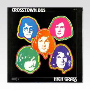 Crosstown Bus ‎– High Grass LP [USED]