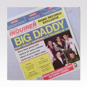 Big Daddy ‎– Big Daddy. What Really Happened To The Band Of '59LP [USED]