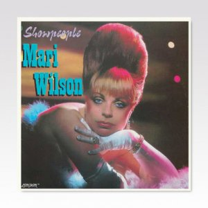 Mari Wilson ‎– Showpeople LP [USED]