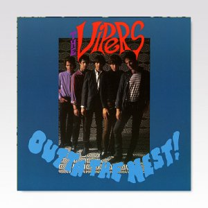 VIPERS / OUTTA THE NEST / LP [USED]