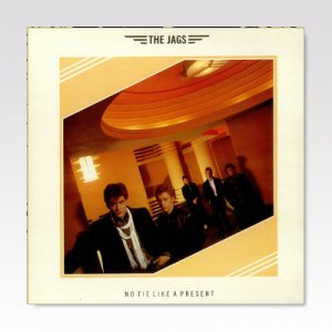 JAGS / NO TIE LIKE A PRESENT / LP [USED]