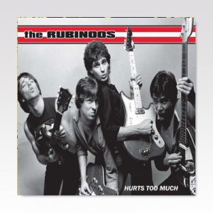 RUBINOOS / HURTS TOO MUCH / LP [USED]