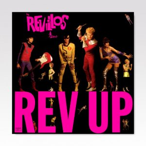 Revillos ‎/ Rev Up / LP [USED]