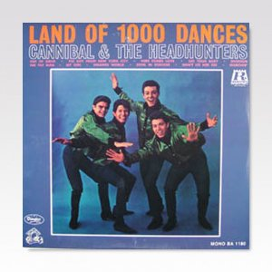 CANNIBAL & THE HEADHUNTERS / LAND OF 1000 DANCES / LP [USED]