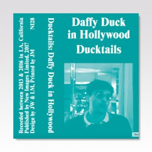 DUCKTAILS / Daffy Duck In Hollywood / CASSETTE TAPE