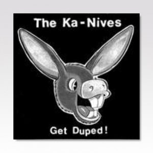 KA-NIVES / GET DUPED! / LP [USED]