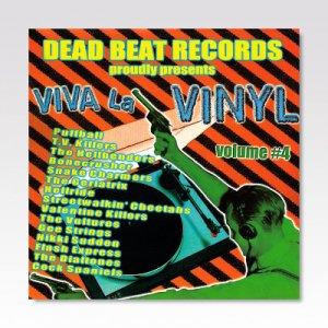 VA / VIVA LA VINYL VOL.4 / LP