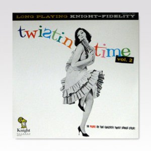 VA / TWISTIN' TIME VOL.2 / LP [USED]
